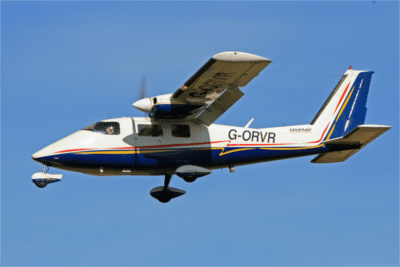 Ravenair - Aircraft Fleet, North West England, Liverpool Airport ...