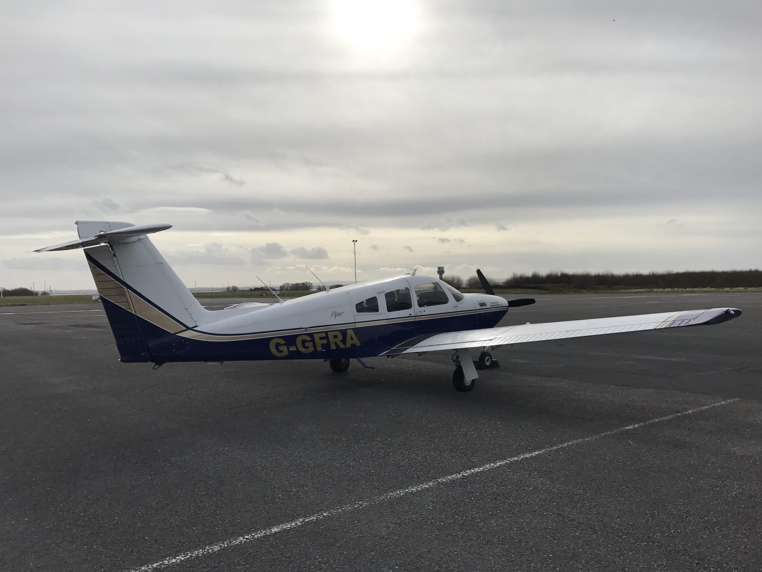 Piper PA28-201RT Turbo Arrow